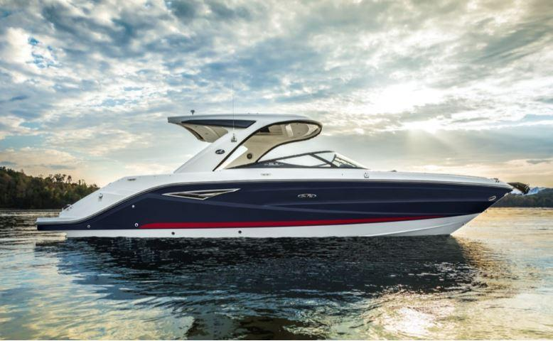 2022 Sea Ray SLX 310 Bowrider