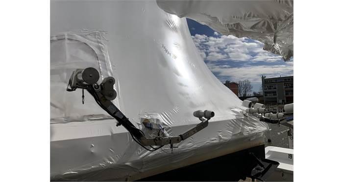 2014 Brig F330 W/Davit System
