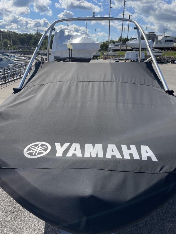 2014 Yamaha AR 190 Jet Boat Bow Rider