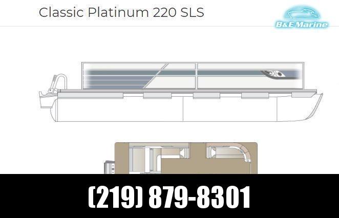 2022 Crest Classic Platinum 220 SLS