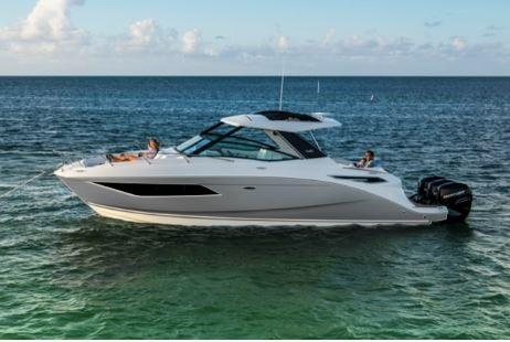 2022 Sea Ray Sundancer 320 Outboard Cruiser (Power)