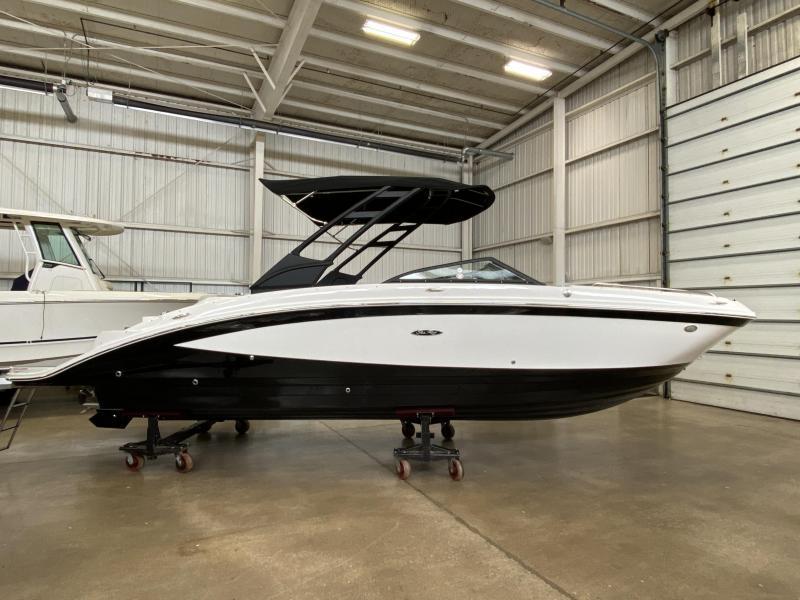 2021 Sea Ray SDX 270 Sundeck