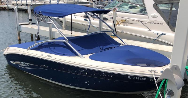 2007 Sea Ray 220 Select Bow Rider