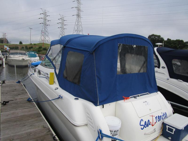 2000 Sea Ray Sundancer 270 Sundancer Cruiser (Power)