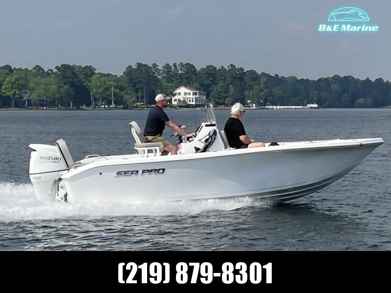 2021 Sea Pro 199 Center Console