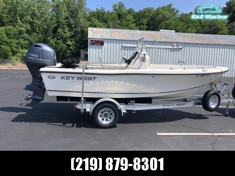 2015 Key West Boats 176CC Center Console