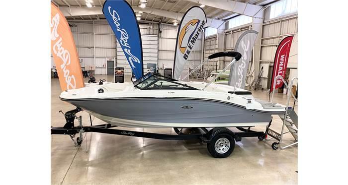 2020 SPX 190 - Sea Ray
