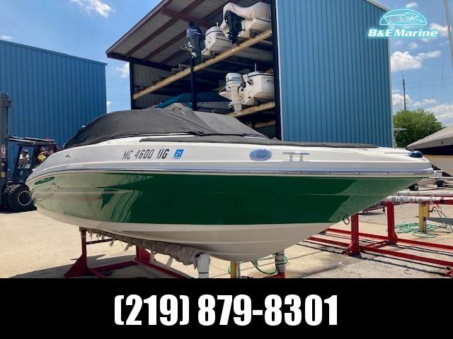 2014 Sea Ray 205 Sport Cruiser (Power)