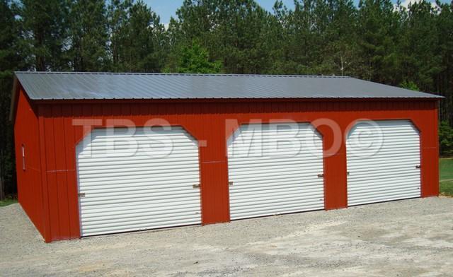 24X40X10 Garage / Shop #G032