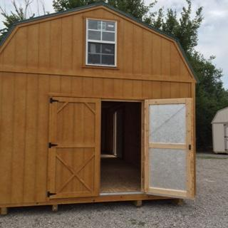 14x30 LOFTED BARN CABIN