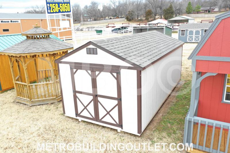 ***DISCOUNTED*** 10X20 UTILITY STORAGE BUILDING