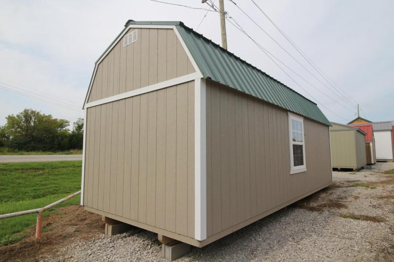 10x24 LOFTED BARN