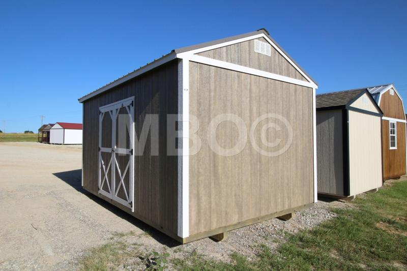 10X16 UTILITY STORAGE BUILDING