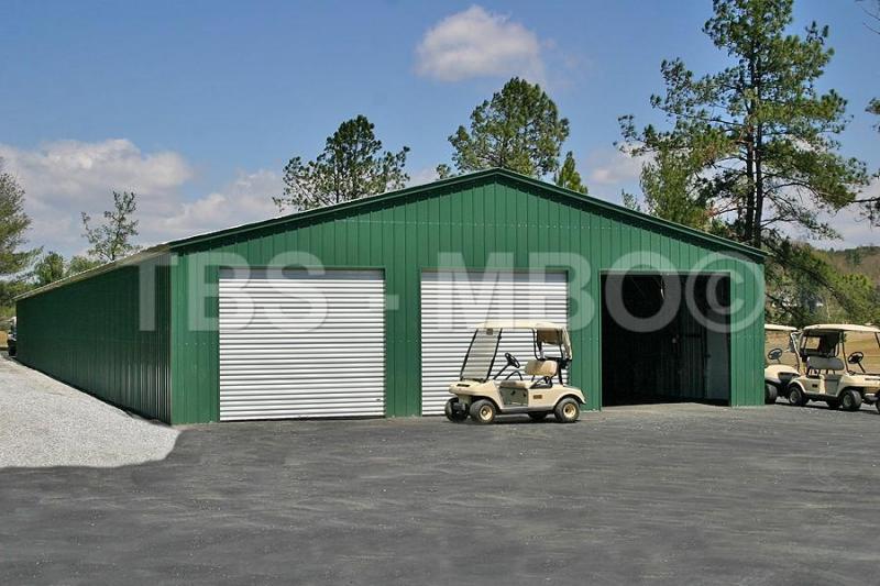 40X100X11 Garage / Shop #G021