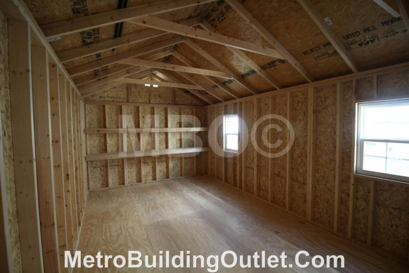 12x20 UTILITY BUILDING