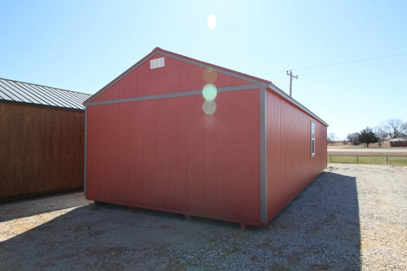 ***DISCOUNTED*** 16X42 UTILITY CABIN