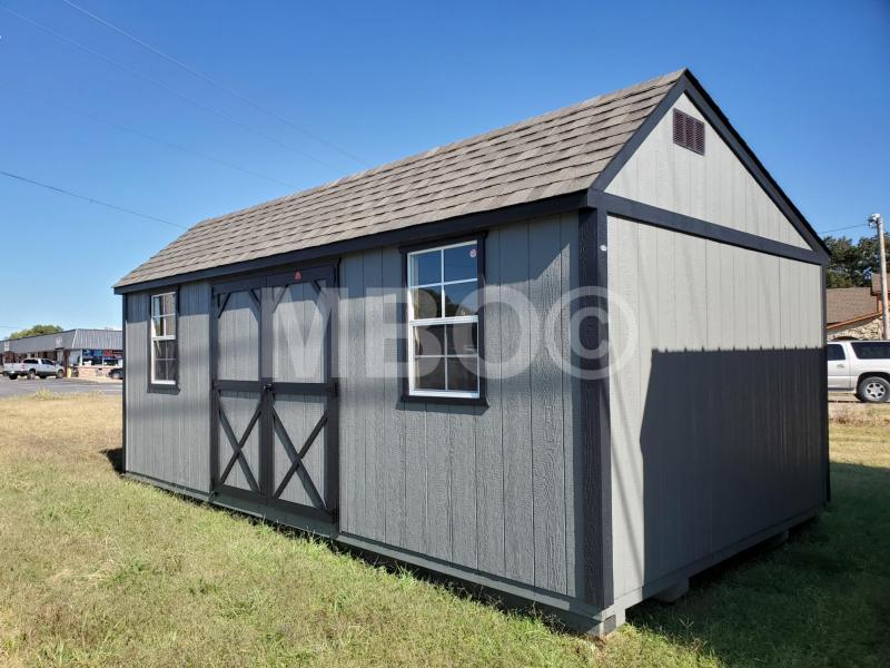 ***DISCOUNTED*** 12X20 UTILITY STORAGE BUILDING