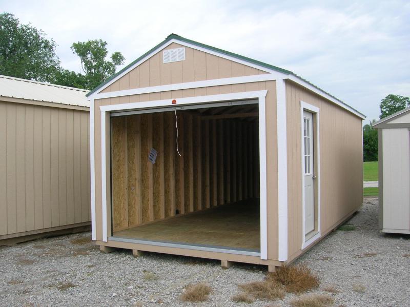 12x24 PORTABLE GARAGE | Garages, Barns, Portable Storage ...