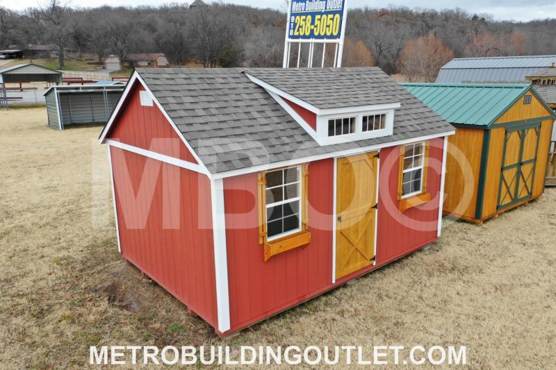 ***DISCOUNTED*** 12X16 UTILITY STORAGE BUILDING