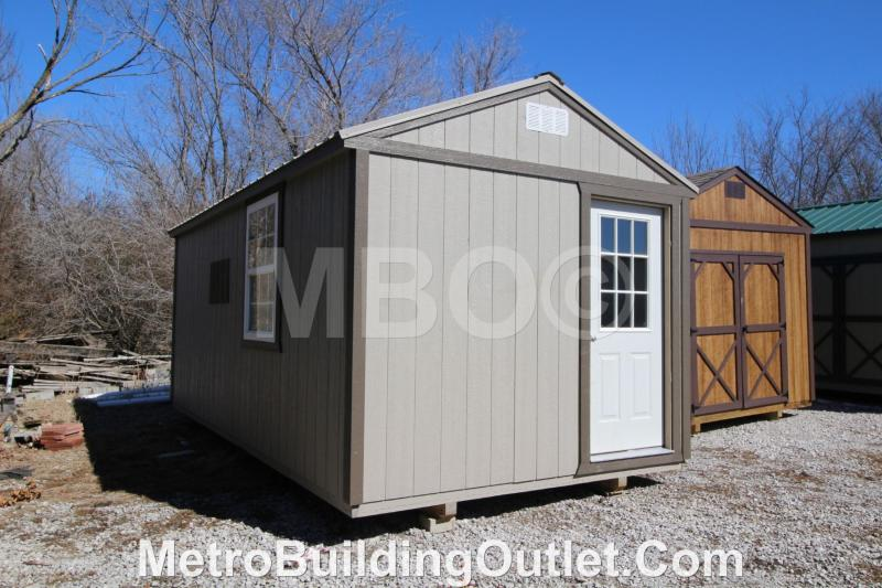 ***DISCOUNTED*** 10X20 UTILITY CABIN