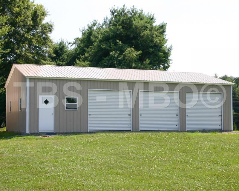 24X45X10 Garage / Shop #G013