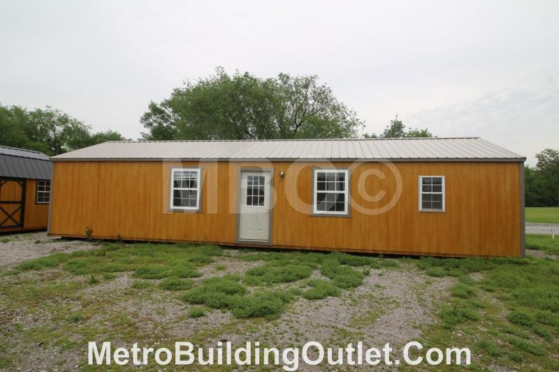 ***DISCOUNTED*** 16X46 UTILITY CABIN