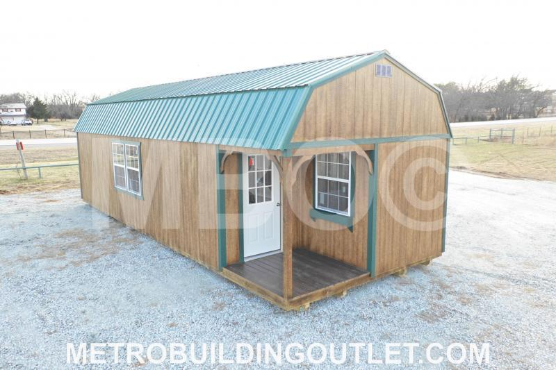 ***DISCOUNTED*** 14x36 LOFTED CABIN
