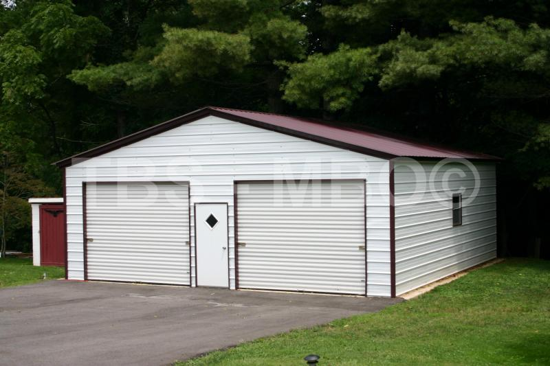 30X30X9 Garage / Shop #G053