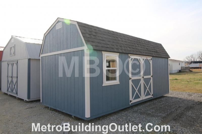 10x20 LOFTED BARN