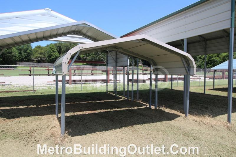 CARPORT USED DISPLAY STACK UNIT
