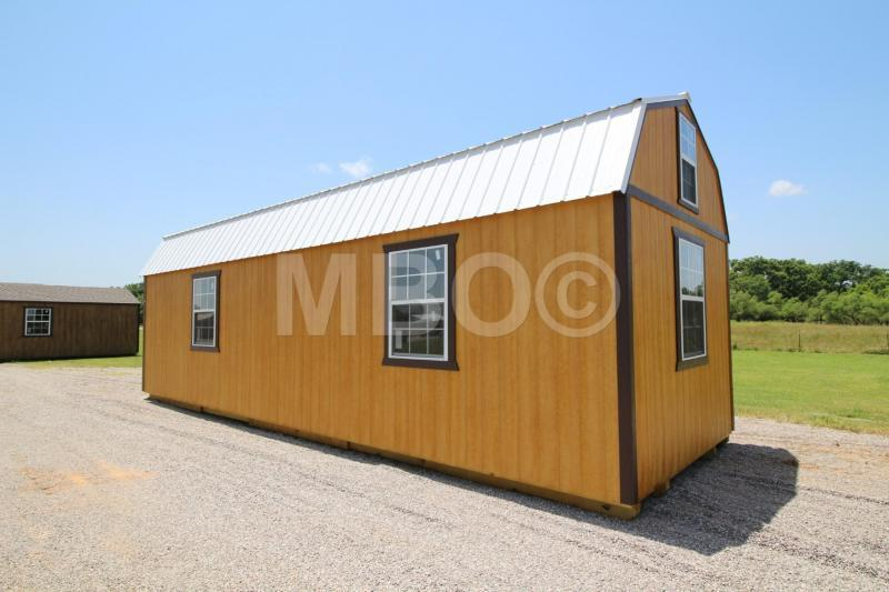 ***DISCOUNTED*** 12X34 LOFTED BARN