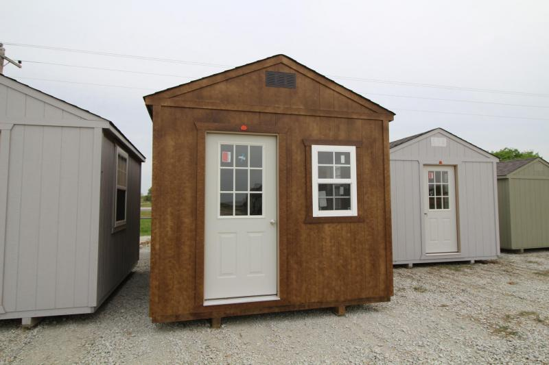 ***DISCOUNTED*** 10X24 UTILITY CABIN