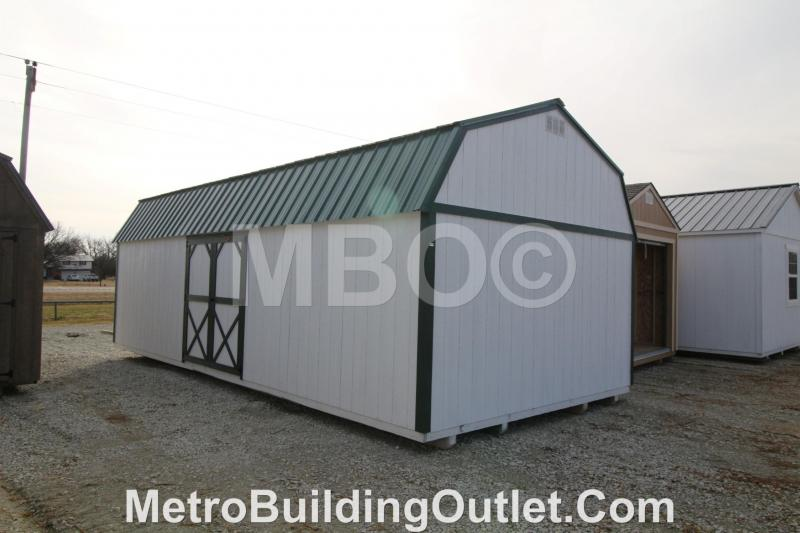 14x28 LOFTED BARN