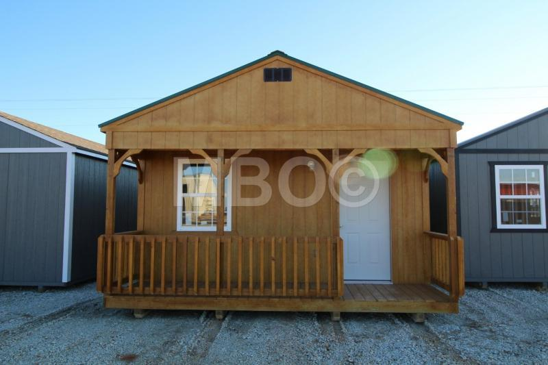 16x46 UTILITY CABIN FULLY FINISHED