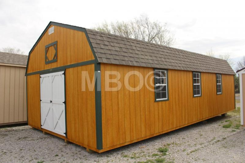 ***DISCOUNTED*** 16X32 LOFTED BARN