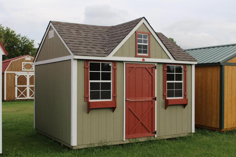 ***DISCOUNTED*** 10X12 UTILITY STORAGE BUILDING