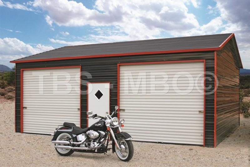 24X25X9 Garage / Shop #G022
