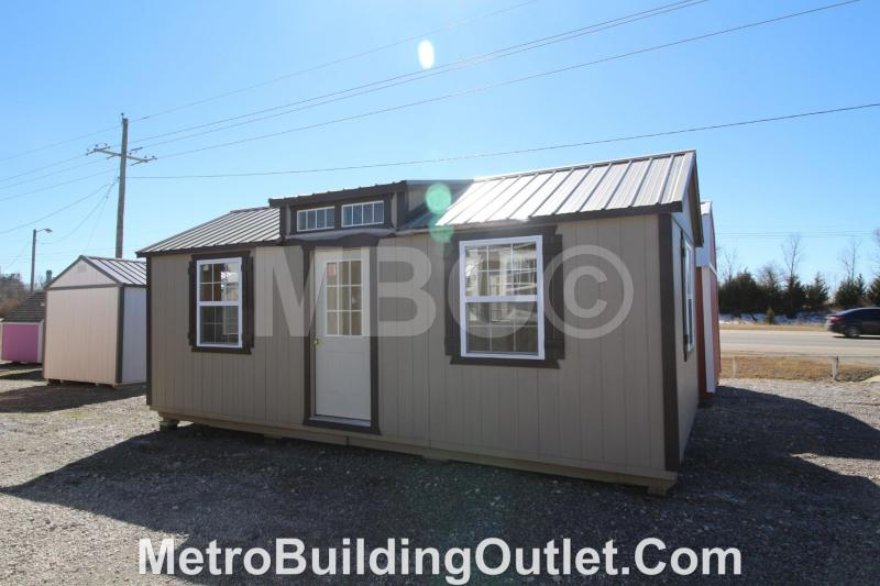 ***DISCOUNTED*** 12x24 UTILITY CABIN
