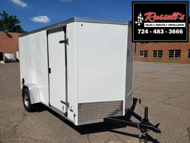 2020 US Cargo DuraCraft 6x12 Ramp Door Enclosed Cargo Trailer