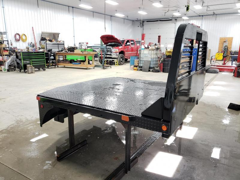 BEDROCK DIAMOND SERIES TRUCK BED SRW SHORTBED