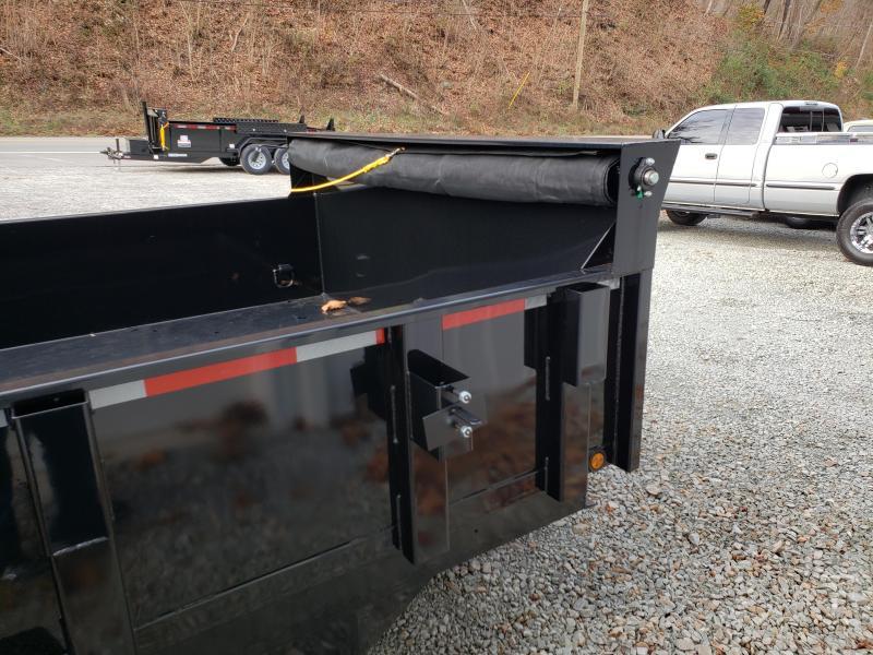 2020 Forest River 7x14 14000 GVW Dump Trailer