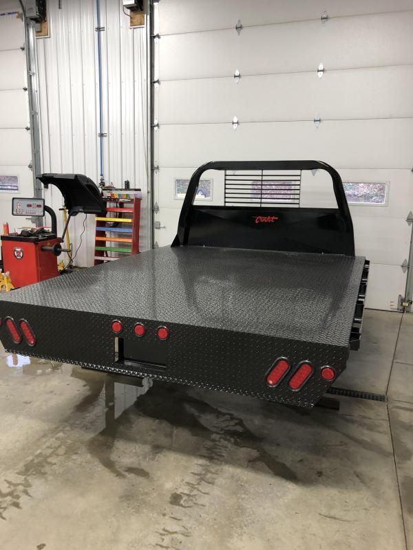 Cadet Truck Bodies Western 60'' CA DRW
