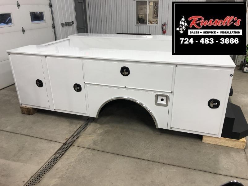 2021 Dakota Truck Bodies Gen 2 Service Body 84'' DRW Truck Bed
