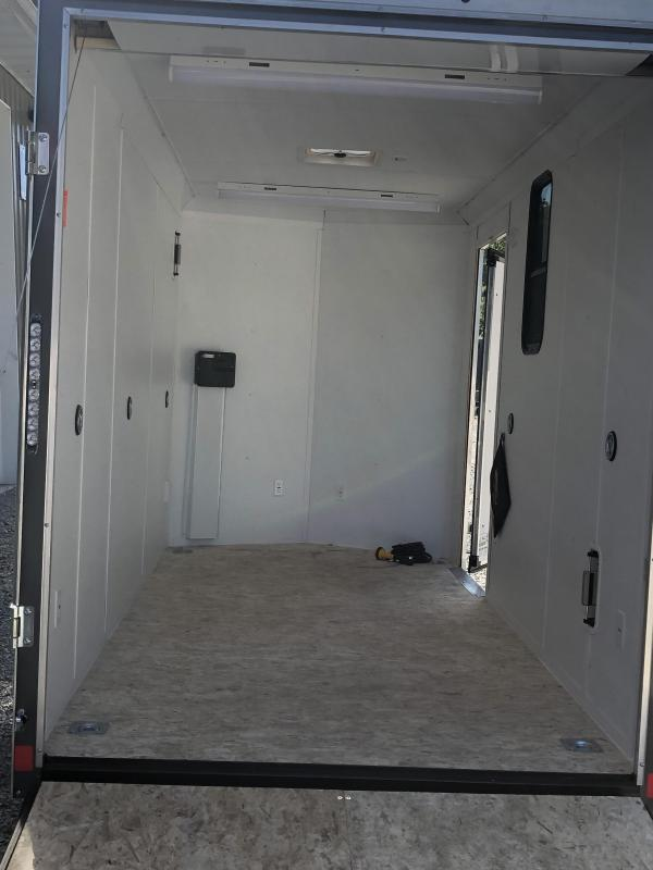 2022 US Cargo 6x12 ULAFT 12'' Extra Height Enclosed Cargo Trailer