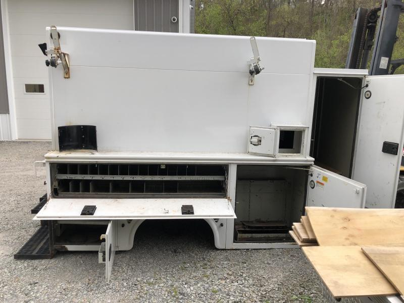 2012 Other Knapheide Walk In Body Truck Bed