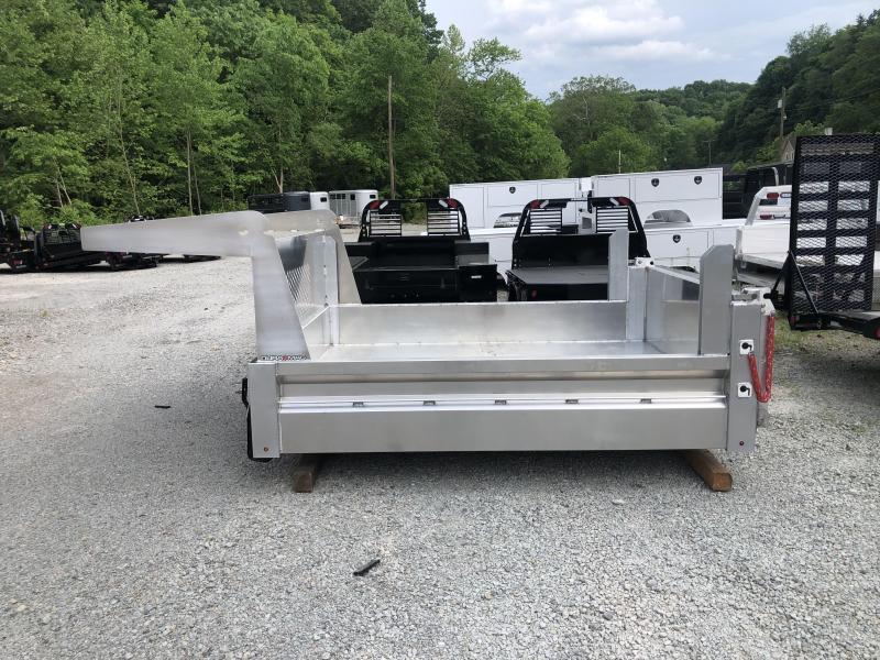 2020 DuraMag Aluminum Smooth Side Dump Truck Bed