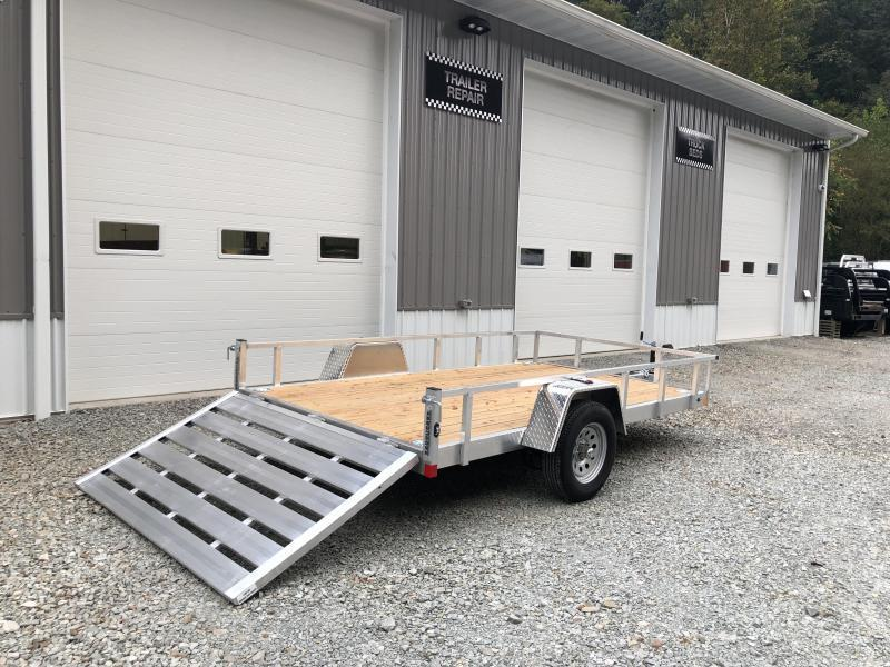 2021 Stealth Trailers 6.5x12 Phantom II Utility Trailer