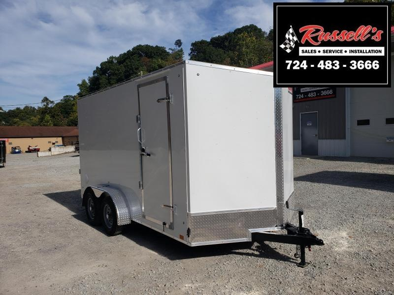 2022 Discovery Trailers 7x14 ET 12'' Extra Height Enclosed Cargo Trailer