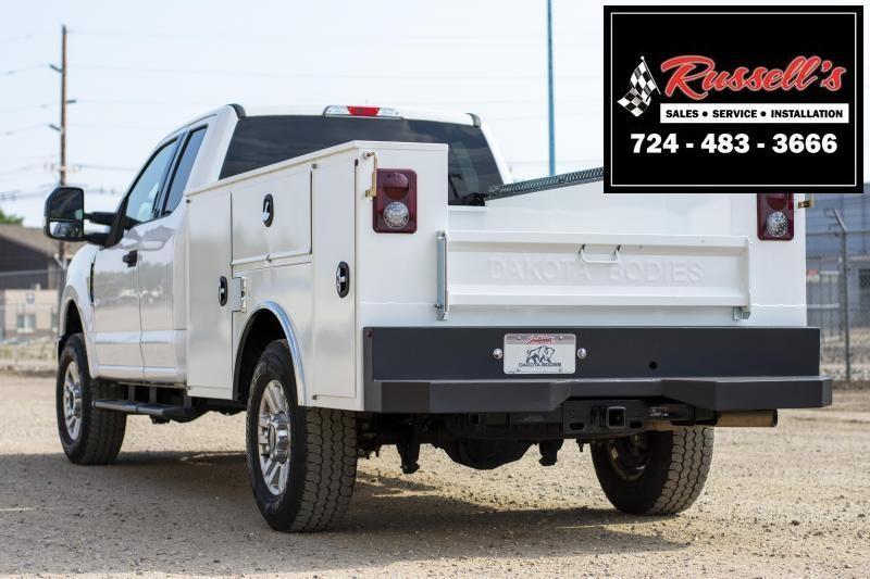 SCRATCH AND DENT SALE!  2021 Dakota Truck Bodies Gen 2 Service Body FORD Short Box
