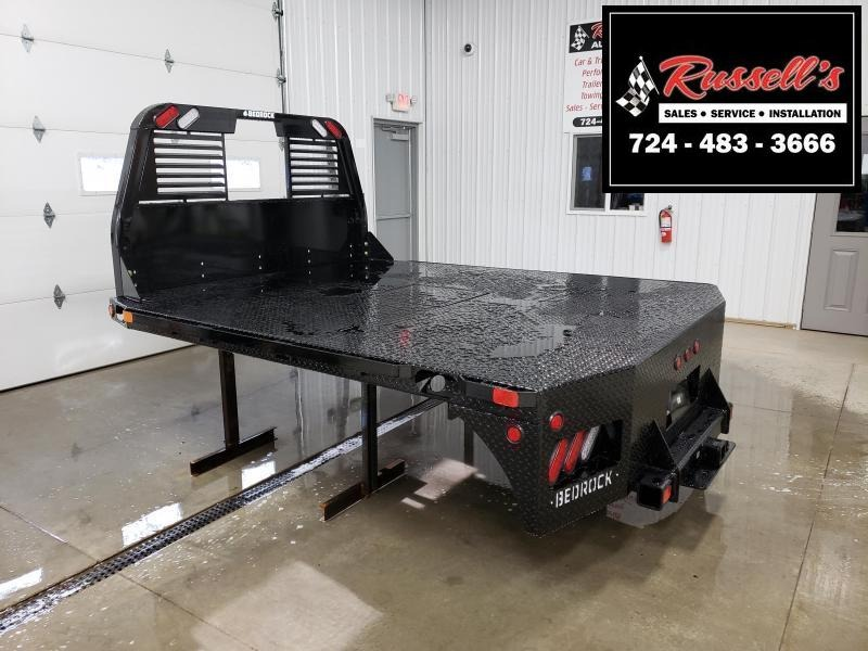 BEDROCK DIAMOND SERIES TRUCK BED 60'' CA DRW